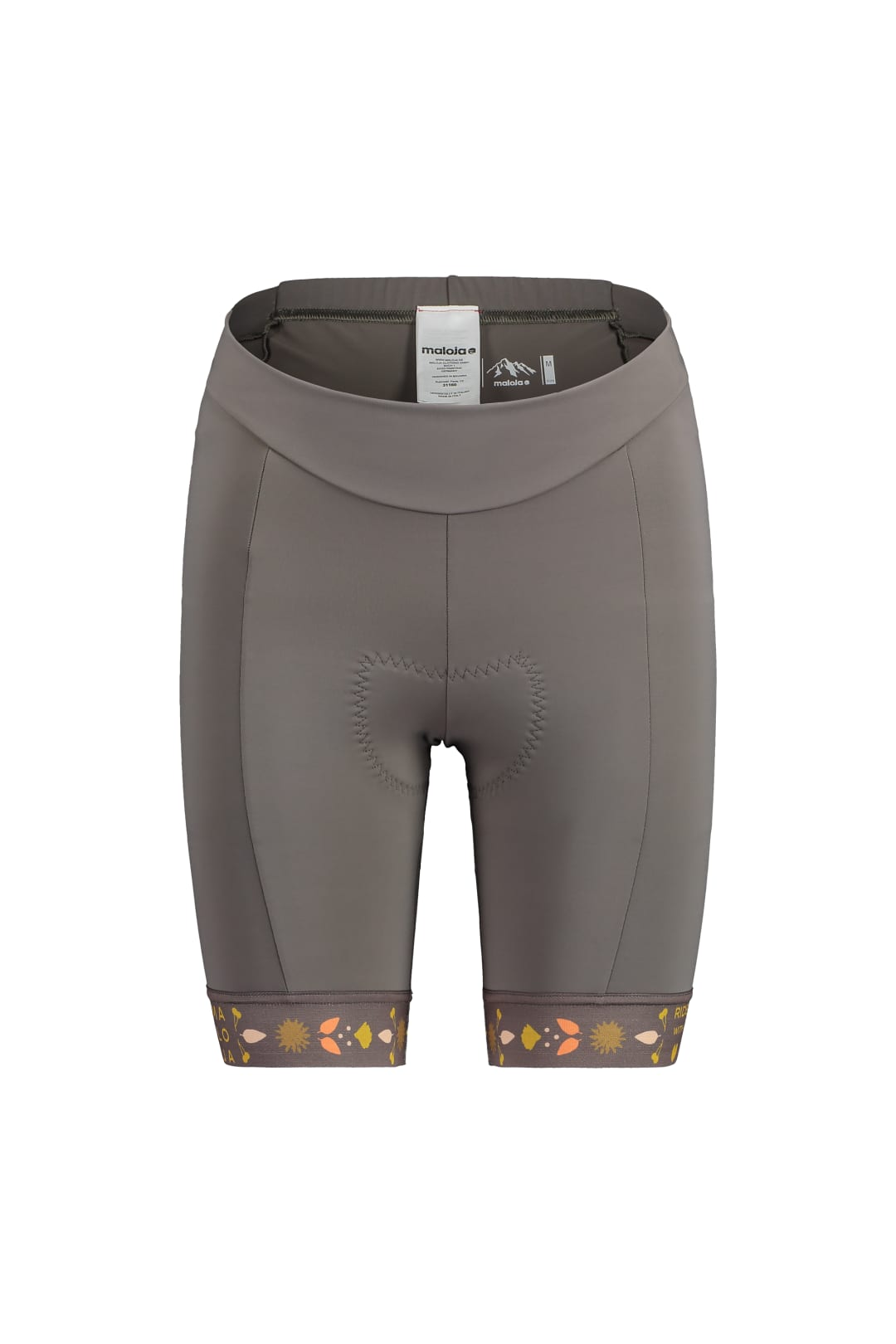 Maloja HankM Pants 1//2 Herren Bike Short Radbody Radhose 21232 Bib Shorts